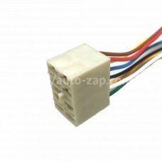 Разъём (колодка) клавиши ВАЗ-2101 (с проводами)