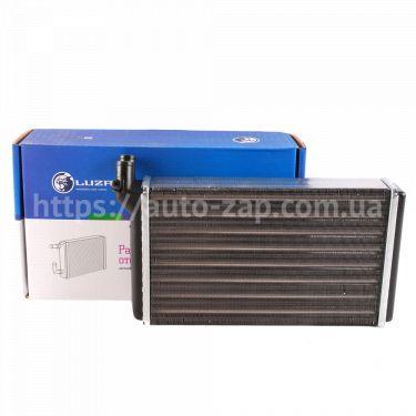 Радиатор отопителя алюминиевый ВАЗ 2110 (LRh 0110) Luzar