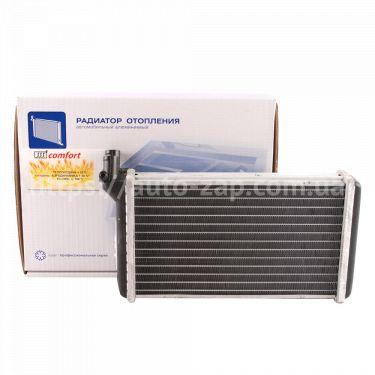 Радиатор отопителя алюминиево-паяный ВАЗ 2110 (LRh 0110b) Luzar