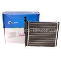 Радиатор отопителя алюминиевый ВАЗ-2123 Niva Chevrolet (LRh 0123) Luzar