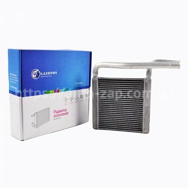 Радиатор отопителя алюминиевый ВАЗ-2190 LRh 0190b Luzar