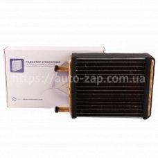 Радиатор отопителя медный ГАЗ-3302/2217 н/о (d18) (LRh 0306c) Luzar