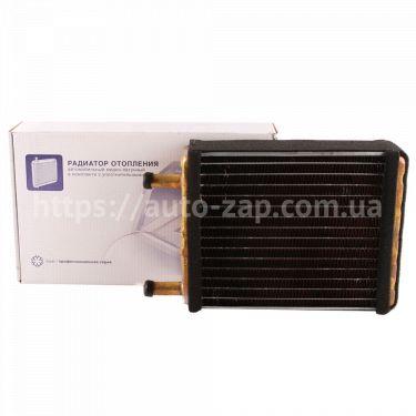 Радиатор отопителя медный Luzar ГАЗ-3302/2217 н/о (d18)