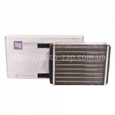 Радиатор отопителя алюминиевый ГАЗ-3302/2217 н/о (d18) (LRh 0306) Luzar