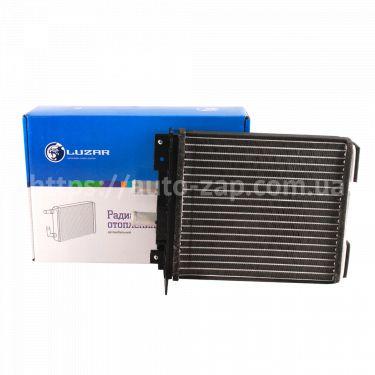 Радиатор отопителя алюминиевый ВАЗ-1118 Panasonic Comfort +30% (LRh 01182b) Luzar