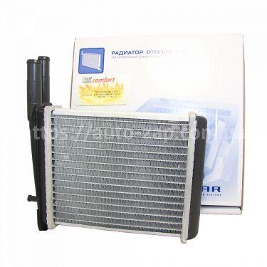 Радиатор отопителя алюминиевый Luzar ВАЗ-2111 Comfort +30%