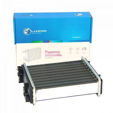 Радиатор отопителя алюминиевый ВАЗ-2101 (LRh 0101) Luzar