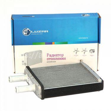 Радиатор отопителя алюминиевый  ВАЗ-2170 Halla (LRh 0127b) Luzar