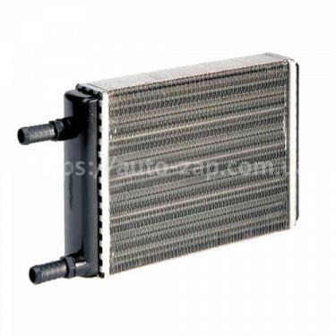 Радиатор отопителя алюминиевый ГАЗ-3302/2217 с/о (d16) (LRh 0302) Luzar