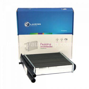 Радиатор отопителя алюминиевый Luzar ВАЗ-2111