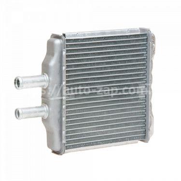 Радиатор отопителя Chevrolet Lacetti (алюм-паяный) (LRh CHLt04346) Luzar