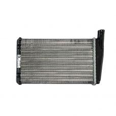 Радиатор отопителя алюминиевый ГАЗ-33027 БИЗНЕС в салон (длин) LRh 03029 Luzar