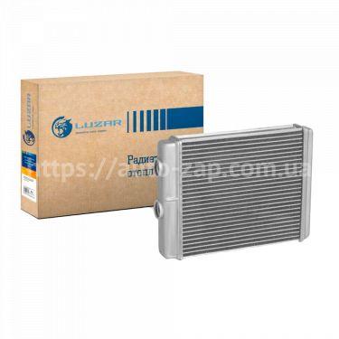 Радиатор отопителя УАЗ-3163 Патриот (алюм-паяный) (05.2012-) А/С Delphi (LRh 03637) Лузар