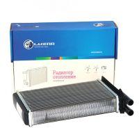 Радиатор отопителя алюминиевый ВАЗ-2108 (LRh 0108) Luzar