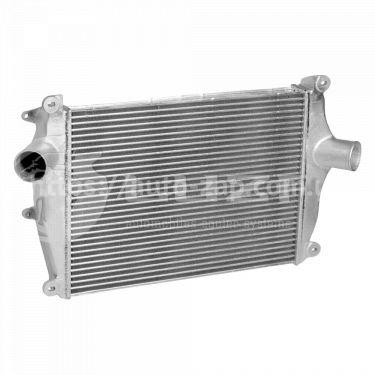 Радиатор интеркулера (ОНВ) ГАЗ-33022 Next (КАММИНС/ЯМЗ-534) (LRIC 0341) Лузар