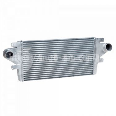 Радиатор интеркулера ГАЗ-3308, 3309 (LRIC 0308) Лузар