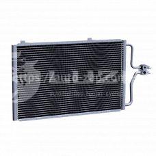 Радиатор кондиционера ВАЗ-21214 Urban (алюм-паяный) (LRAC 01214) Лузар