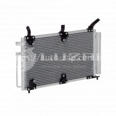 Радиатор кондиционера ВАЗ-1118 Лада Калина Panasonic Luzar