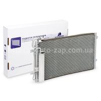 Радиатор кондиционера ВАЗ-2170 Лада Приора Halla LRAC 0127 Luzar