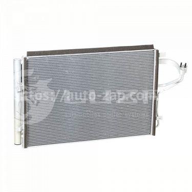 Радиатор кондиционера Kia Ceed 1.4/1.6/2.0 (12-) МКПП LRAC 08X0 Luzar
