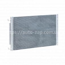 Радиатор кондиционера УАЗ-3160/3163 Патриот аналог Delhi (LRAC 0363) Лузар