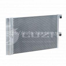Радиатор кондиционера ВАЗ-2123 Niva Chevrolet (02-) Luzar