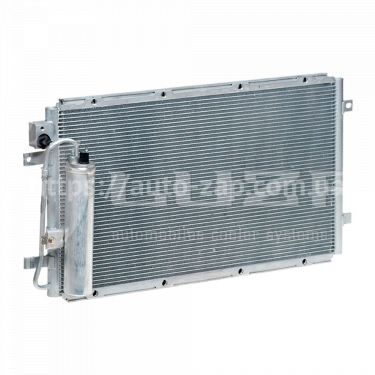 Радиатор кондиционера ВАЗ-2190 Lada Granta LRAC 0190 Лузар