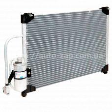 Радиатор кондиционера Daewoo Lanos (97-) Luzar