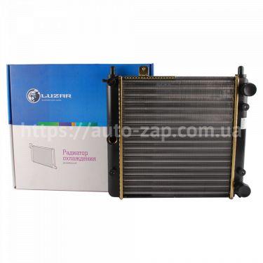 Радиатор охлаждения алюминиевый ВАЗ 1111 Ока LRc 0111 Luzar