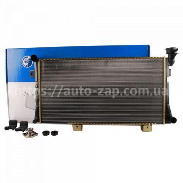 Радиатор охлаждения ВАЗ-21213 Нива (алюм) (LRc 01213) Лузар