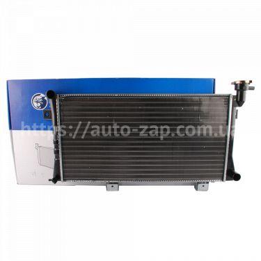 Радиатор охлаждения ВАЗ-21214 Нива Тайга инж (алюм) (LRc 01214) Лузар