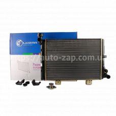 Радиатор охлаждения алюминиевый Luzar ВАЗ-2106