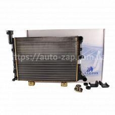 Радиатор охлаждения алюминиевый Luzar ВАЗ-21073 (инжектор)