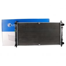 """Радиатор охлаждения алюминиевый Luzar ВАЗ-2123 """"Niva Chevrolet"""""""