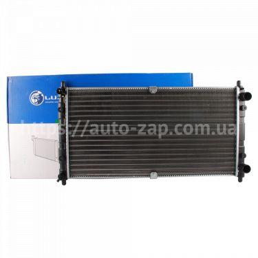 Радиатор охлаждения алюминиевый ВАЗ-2123 Niva Chevrolet (LRc 0123) Luzar