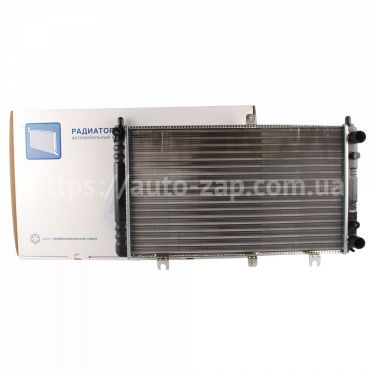 Радиатор охлаждения ВАЗ-2170 Лада Приора (алюм) (LRc 0127) Лузар