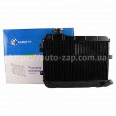 Радиатор охлаждения медный Luzar ВАЗ-2103