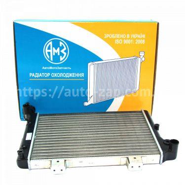 Радиатор охлаждения алюминиевый ВАЗ-2106 АМЗ