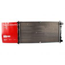 Радиатор охлаждения алюминиевый ВАЗ-2123 Niva Chevrolet ДААЗ