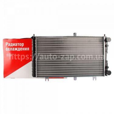 Радиатор охлаждения алюминиевый ВАЗ-2170 ДААЗ