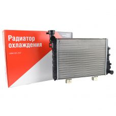 Радиатор охлаждения алюминиевый ВАЗ 2105 ДААЗ