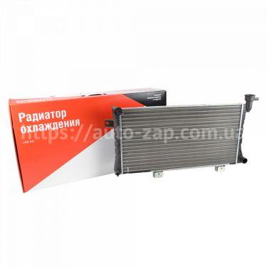 Радиатор охлаждения алюминиевый ВАЗ 21214 Нива Тайга 4x4 ДААЗ