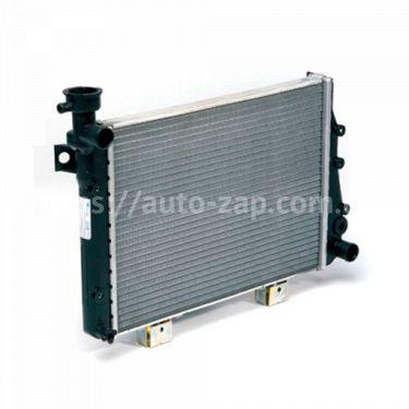 Радиатор охлаждения алюминиевый Luzar ВАЗ-21073 Sport