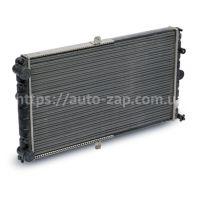 Радиатор охлаждения алюминиевый ВАЗ 2112 (инжектор) LRc 0112 Luzar
