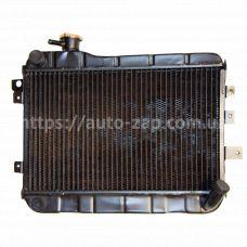Радиатор охлаждения медно-латунный ВАЗ-2107 2-х рядный Iran Radiator Co