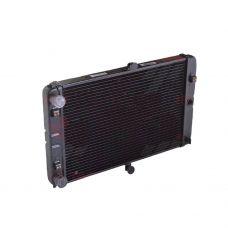 Радиатор охлаждения медный ВАЗ 2108 Iran Radiator Co
