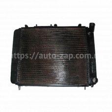 Радиатор охлаждения АЗЛК 2141 медный MO 4210051 Iran Radiator Co
