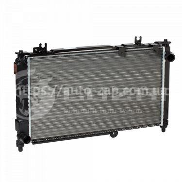 Радиатор охлаждения ВАЗ-2190 Лада Гранта/Datsun on-Do (алюм) (LRc 01900) Лузар
