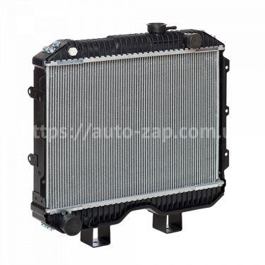 Радиатор охлаждения УАЗ-469/3741 (алюм-паяный) LRc 0347b Лузар
