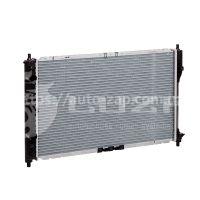 Радиатор охлаждения Daewoo Sens с конд (алюм-паяный) LRc 0461b Luzar